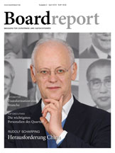 Cover Boardreport Ausgabe 2 2019